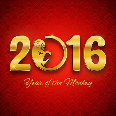 Chinese New Year of the Monkey by Alice Inoue, Founder of Happiness U