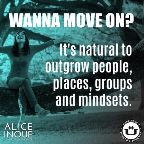 Growing Pains by Alice Inoue, Founder of Happiness U